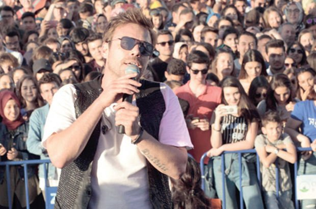 Murat Dalkılıç'ın yeni şarkısının klibi hazır - Magazin haberleri