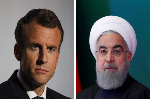 Macron, İran'ı nükleer anlaşmayı ikna etmeye çalışıyor
