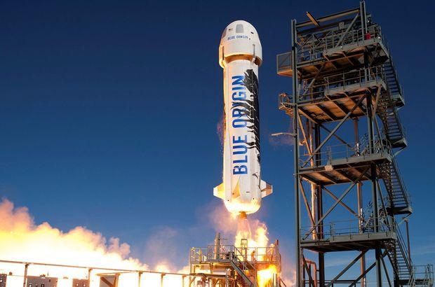 Blue Origin'den Elon Musk'ı kıskandıracak hamle
