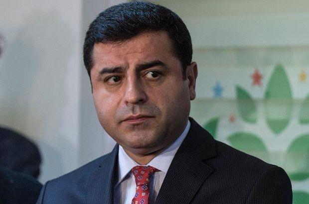 Selahattin Demirtaş ve Sırrı Süreyya Önder için 5 yıl ceza talebi!