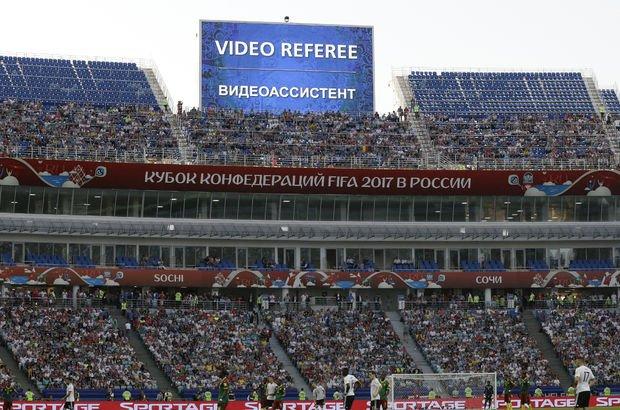 Dünya Kupası'na 13 video yardımcı hakem