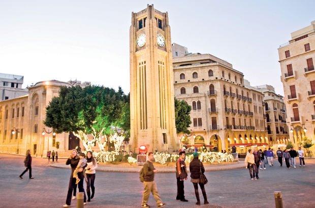 Doğu'nun hüzünlü Paris'i: Beyrut!