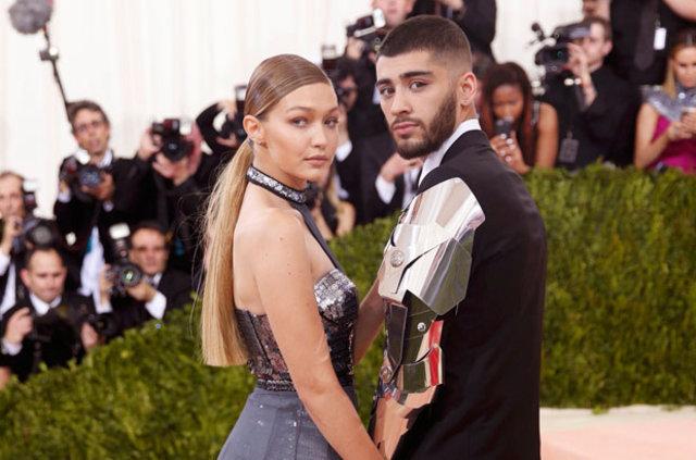 Gigi Hadid ve Zayn Malik barıştı - Magazin haberleri