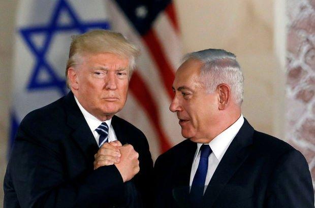 Trump'tan Netanyahu'nun açıklamalarına destek!