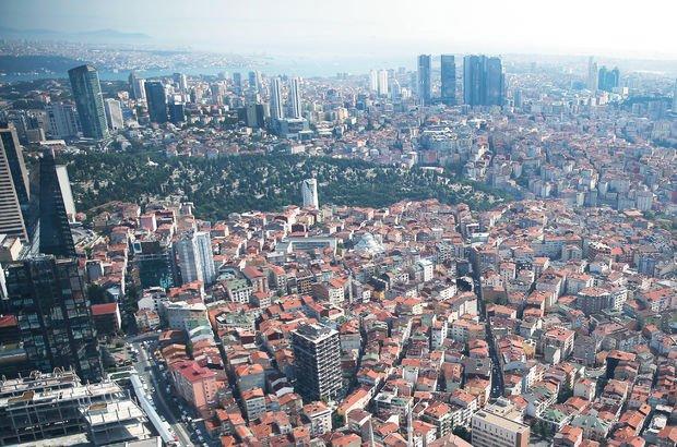İstanbul yeşil alanda sondan ikinci 57