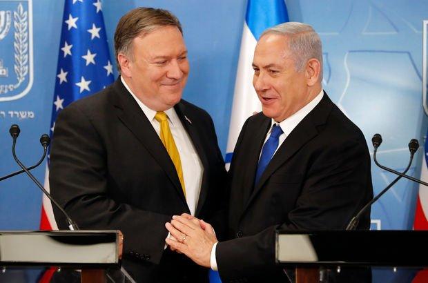 Netanyahu 'İran'ın nükleer silahı var' dedi, ABD'den ses geldi!