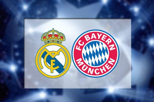 Real Madrid - Bayern Münih maçı hangi kanalda, saat kaçta? Maç şifresiz mi?