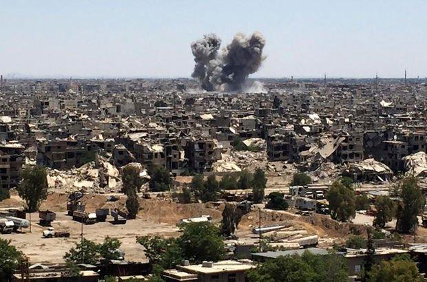 Koalisyon güçleri Suriye'de sivilleri vurdu: 25 ölü!