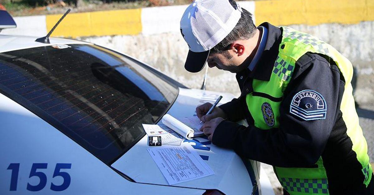 ehliyet cezası sorgulama