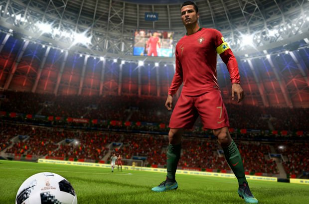 FIFA 18 World Cup'tan Cristiano Ronaldo'lu fragman!