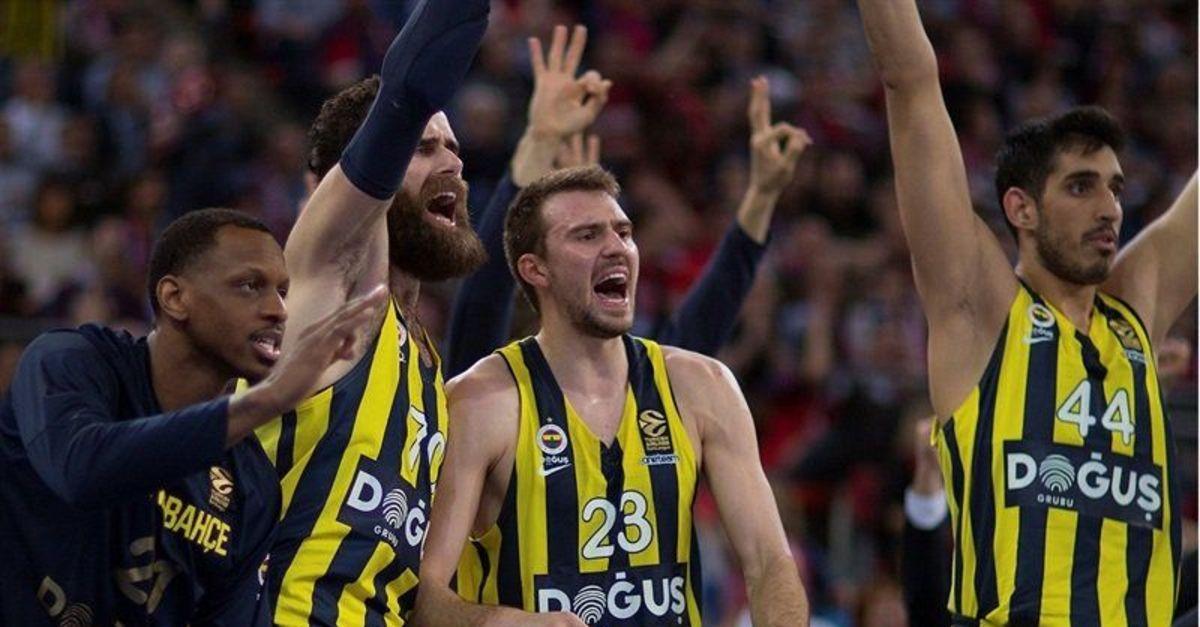EuroLeague Final-Four maçları ne zaman? Fenerbahçe EuroLeague maçı ne zaman, saat kaçta ...