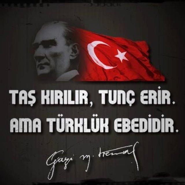 3 Mayıs Türkçülük Günü mesajları! Bugüne özel resimli Türkçülük Günü  sözleri gönderin... Türk Bayrağı resimleri! | Gündem Haberleri