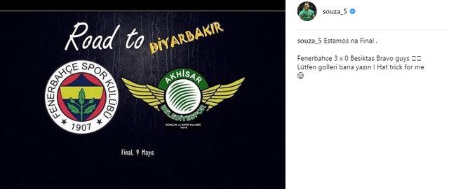 Derbi oynanmadı, sosyal medya sallandı... (Fenerbahçe - Beşiktaş derbisi)