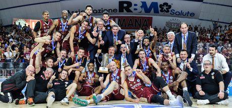 FIBA Avrupa Kupası'nda zafer Umana Reyer'in