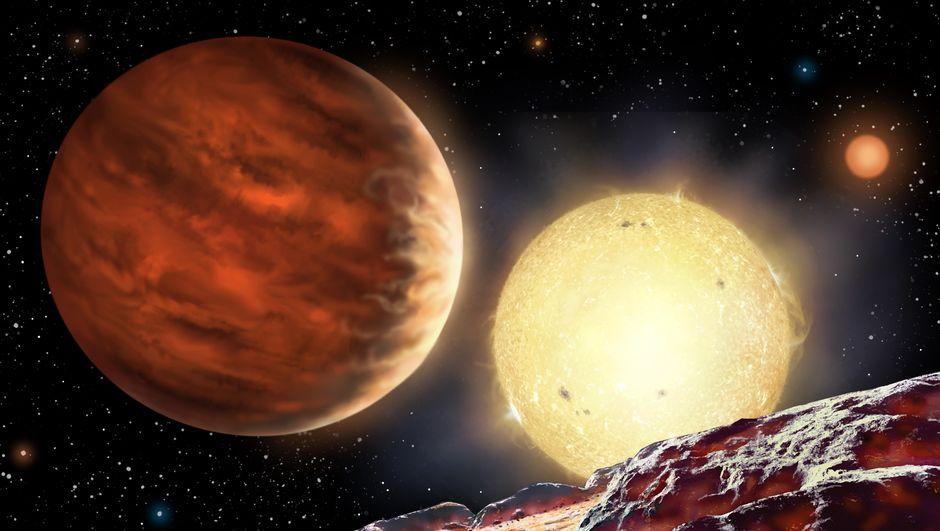 Bir ilk daha keşfedildi! Dünya'dan 200 ışık yılı uzakta