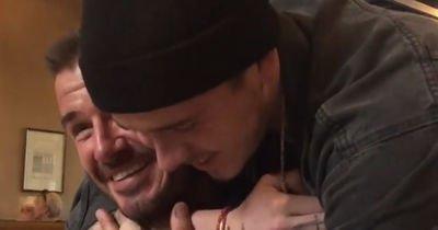 David Beckham'a en güzel doğum günü hediyesi oğlu Brooklyn'den