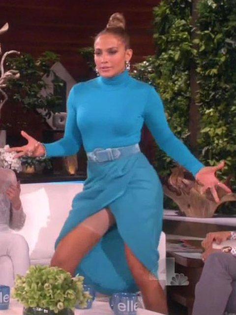 Jennifer Lopez rezil oldu - Magazin haberleri
