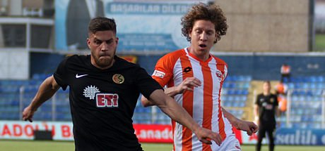 Adanaspor: 0 - Eskişehirspor: 3