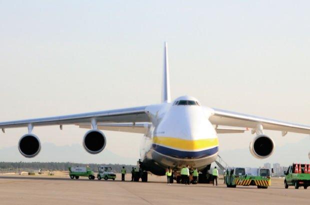 Dünyanın en büyük uçakları Türkiye'de