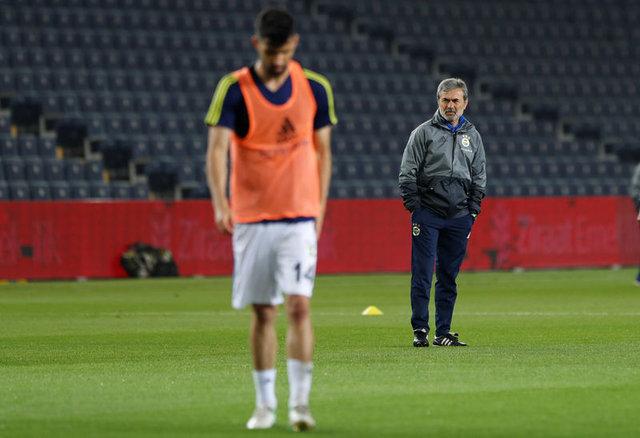 Aykut Kocaman'dan Galatasaray kehaneti