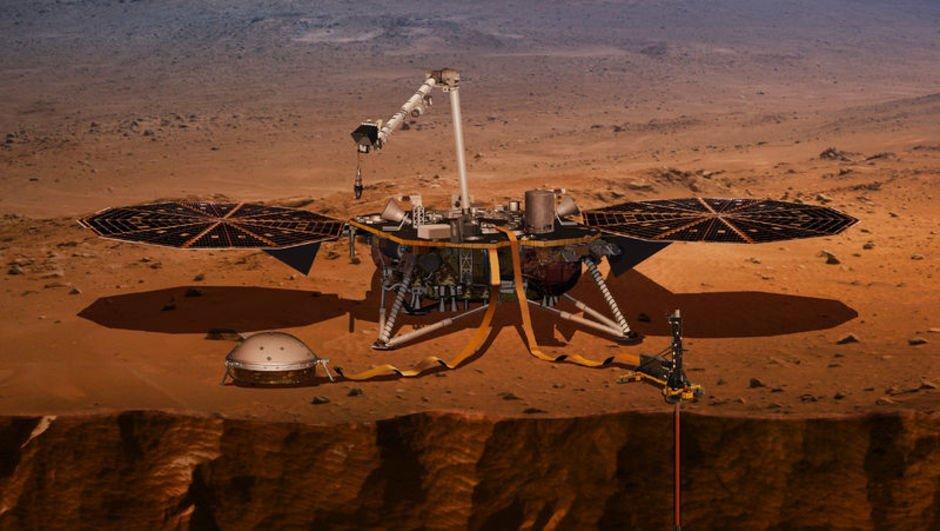 NASA'nın yeni insansız uzay aracını fırlattı