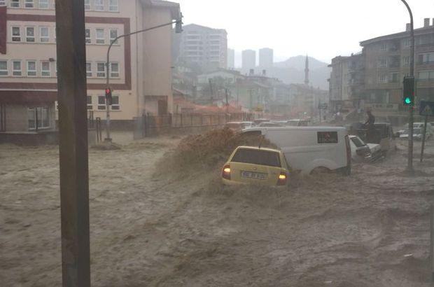 Ankara'da sel! Meteoroloji'den kritik uyarı