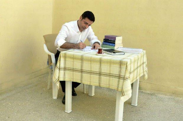 HDP Selahattin Demirtaş için başvurdu