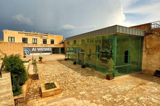 Ai Weiwei, Mardin'de