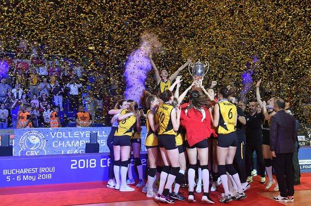 CEV Şampiyonlar Ligi