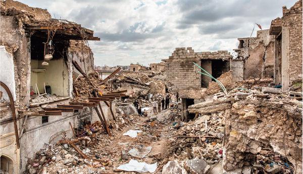 Eski Musul'da son 9 ayda 950 ceset çıkardı