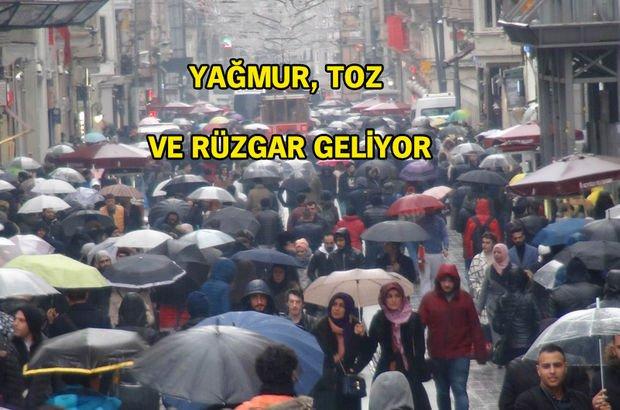 Meteoroloji'den son dakika uyarılar! Türkiye'yi etkisi altına alacak