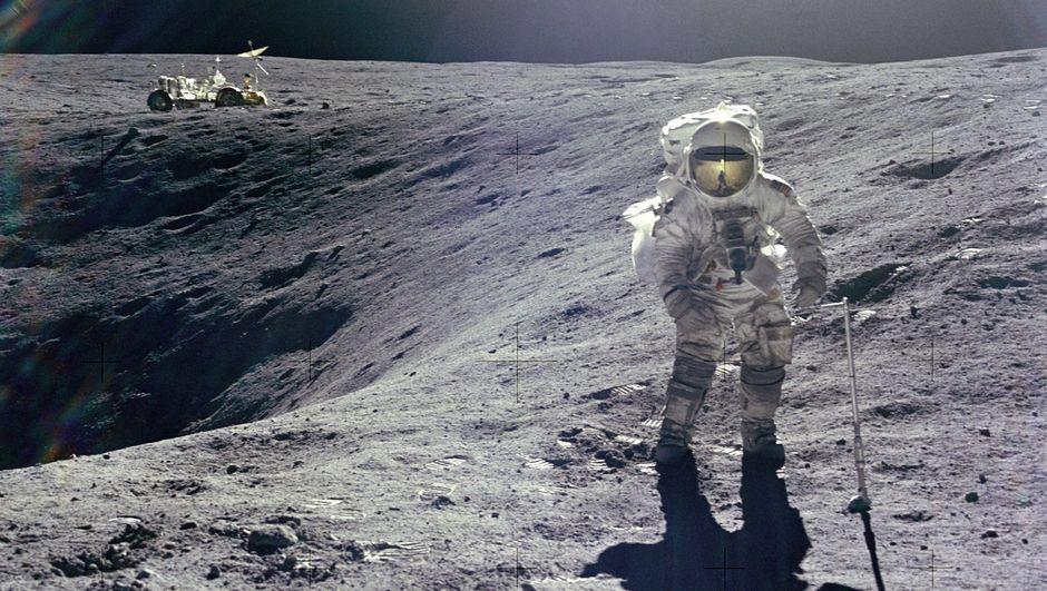 Ay'da insanoğlunu bekleyen büyük tehlike