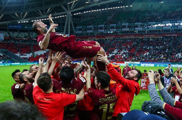 Kazan Arena'ya Tataristan spor müzesi teklifi 28