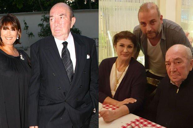Türker İnanoğlu ve eşi Gülşen Bubikoğlu, Kuruçeşme'de görüntülendi - Magazin haberleri