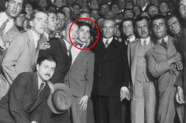 Ünlü isim: Atatürk dedemin arkadaşıydı