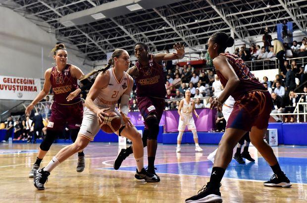 Çukurova Basketbol: 64 - Yakın Doğu Üniversitesi: 76