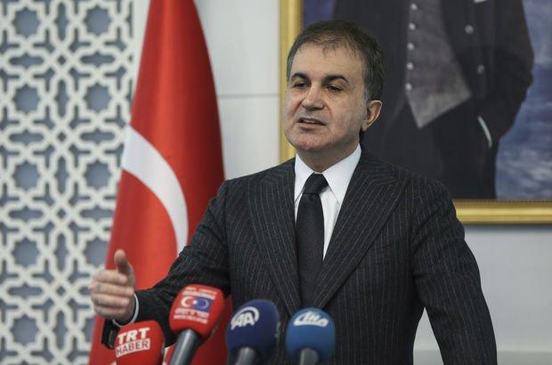 AB Bakanı Çelik: ABD İran kararında müttefikleriyle zıt pozisyon aldı!