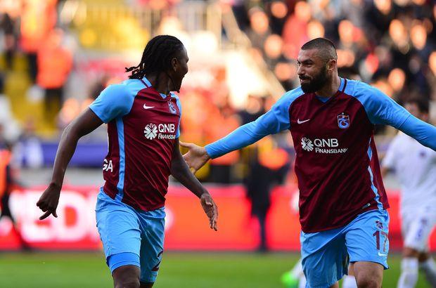 Trabzonsporlu yıldız sezonu kapattı!
