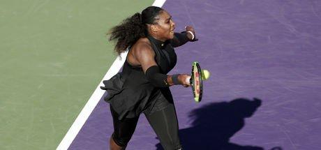 Serena Williams, İtalya Açık'ta da yer almayacak