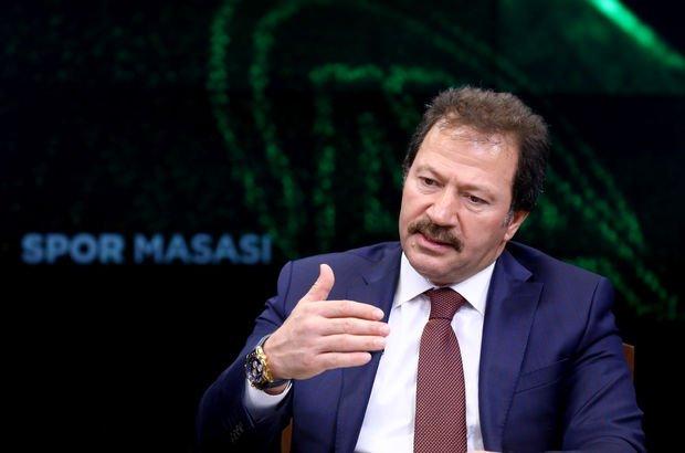 Ankaragücü Başkanı Mehmet Yiğiner
