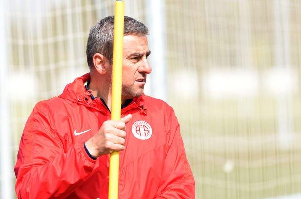Hamza Hamzaoğlu Antalyaspor