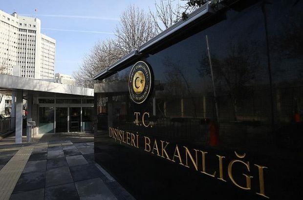 Dışişleri Bakanlığı Sözcüsü Aksoy