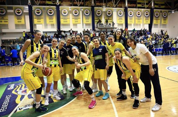 Fenerbahçe - Hatay Büyükşehir Belediyespor