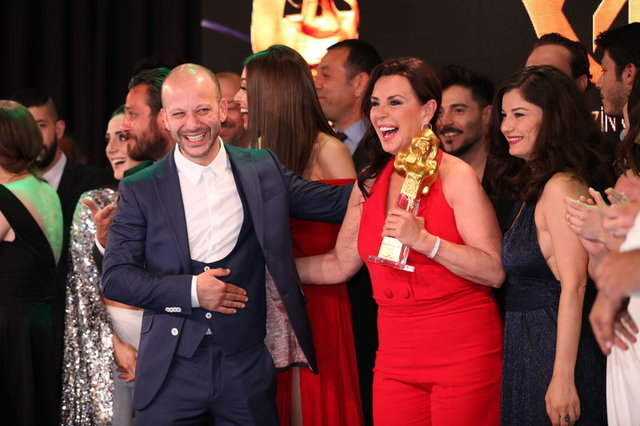 Magazin Gazetecileri Derneği Altın Objektif Ödülleri'nde Ciner Meyda Grubuna ödül yağdı - Magazin haberleri