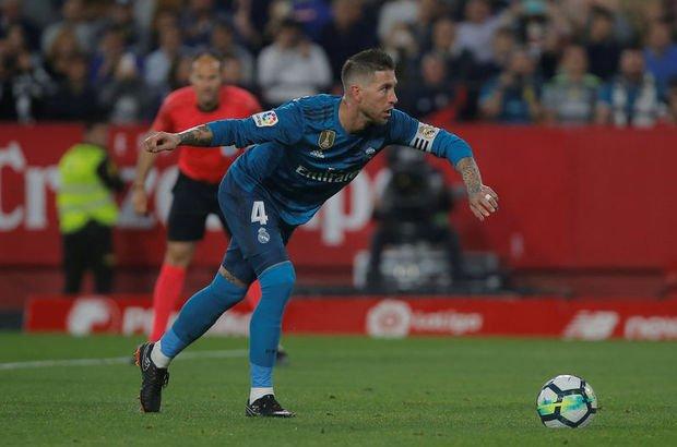 Real Madrid: 2 - Sevilla: 0 MAÇ SONUCU