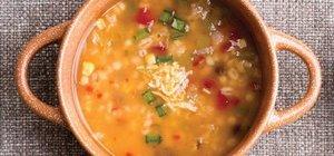 Sahur çorbası nasıl yapılır? Tok tutan sahur çorbası tarifi ve malzemeleri