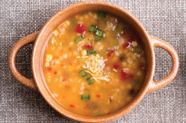 Sahur çorbası