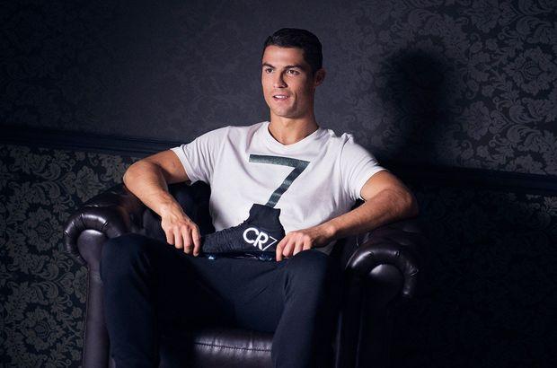 Cristiano Ronaldo dizi çekiyor!
