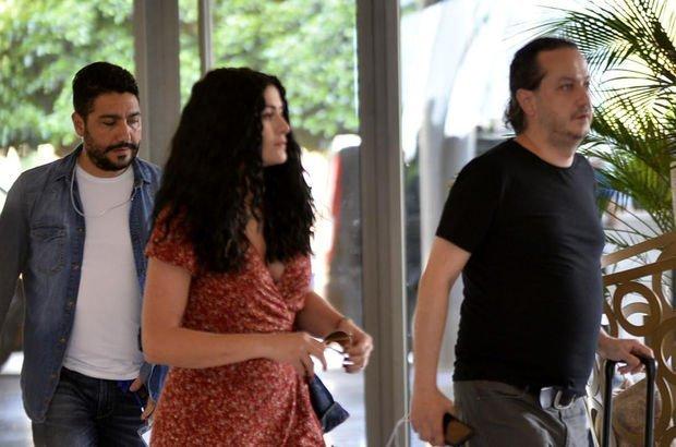 Deniz Çakır- Güvenç Dağüstün aşkının fotoğrafları - Magazin haberleri