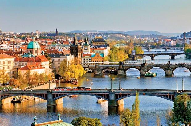 Hayallerin izdüşümünde: Prag!